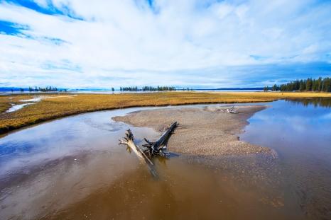 Yellowstone River to Lake May 2019